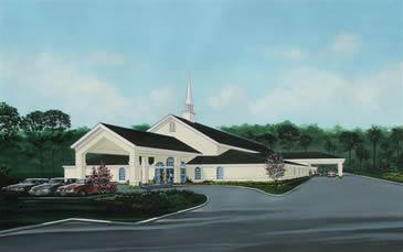 Church Rendering