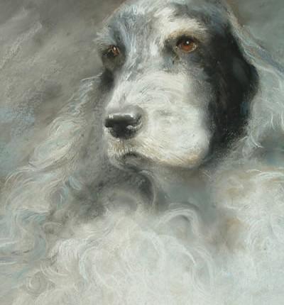 Keane Dog
