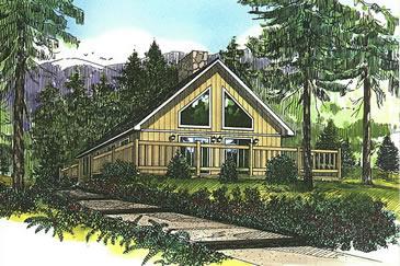 Cedar Lake Rendering