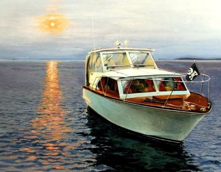 Kates Boat