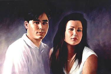 Guy and Girl Portrait