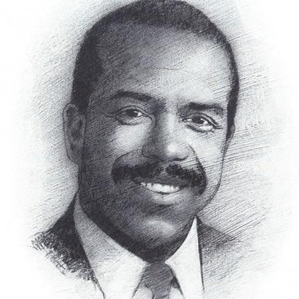 Bernard Portrait