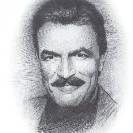 Tom Portrait