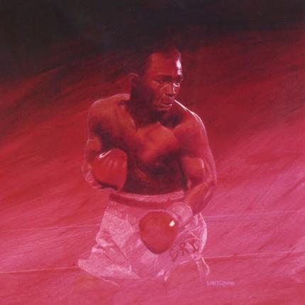 Muhammed Ali Illustration