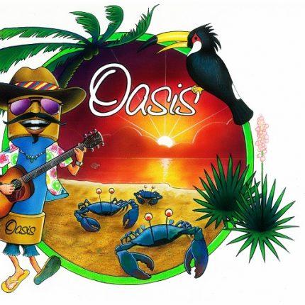 Cartoon Oasis